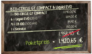 BIO-CIRCLE GT Compact & L Evo