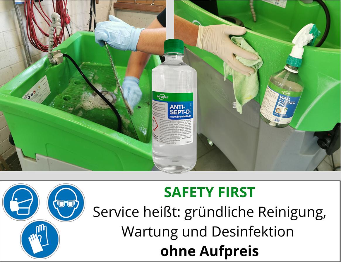 Saftey-First Service
