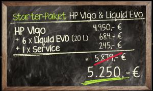 HP Vigo & L Evo