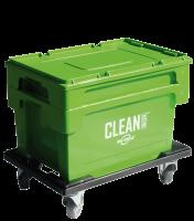 CLEAN BOX- Deckel, Tauchkorb, Bremsen