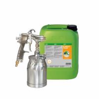 10 Liter Kanister E-WELD Shield mit Sprühpistole