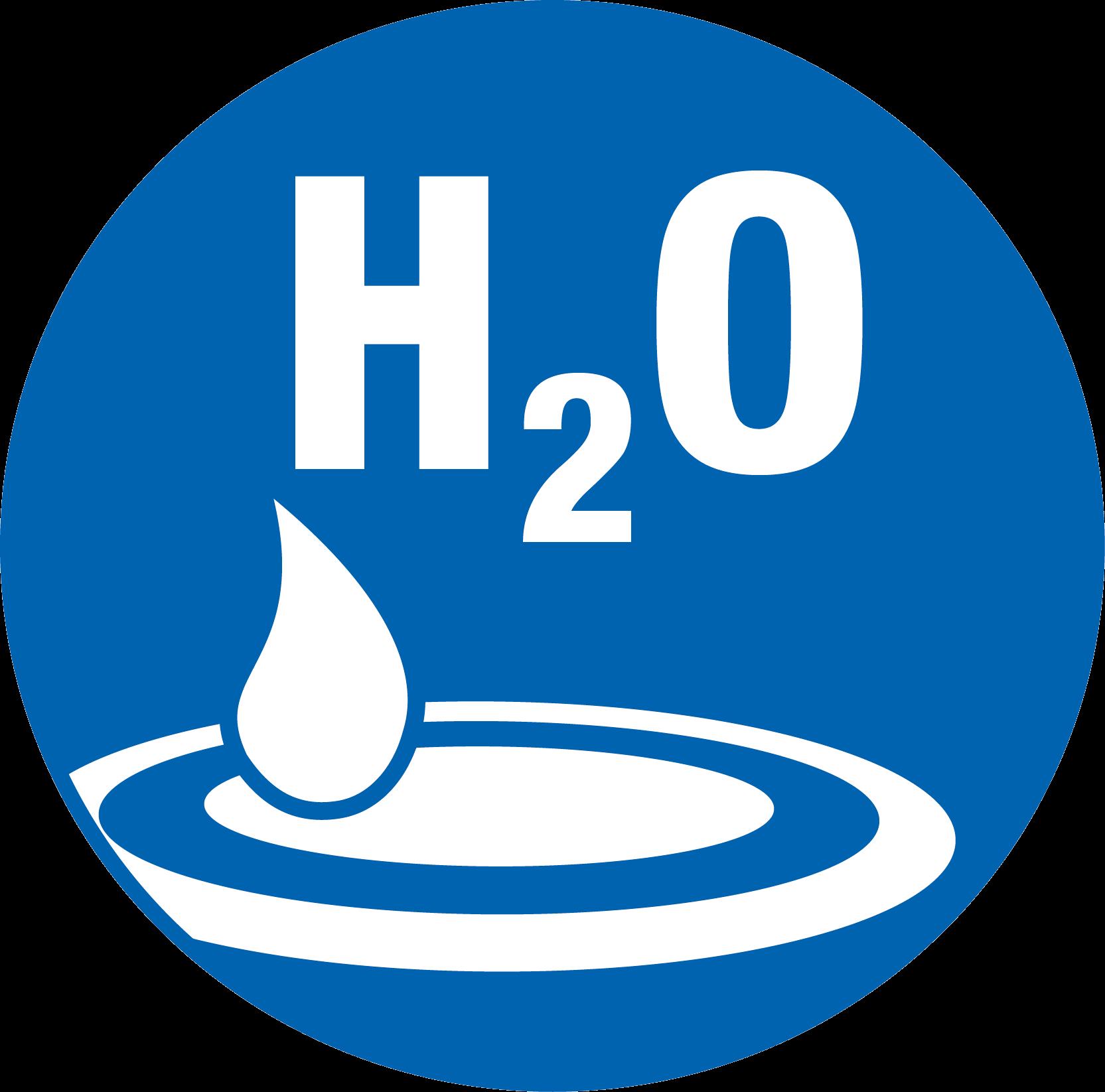 mit Wasser mischbar