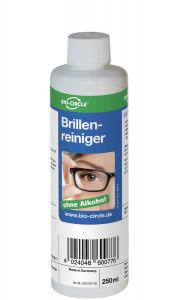 250 Milliliter Nachfüllflasche Brillenreiniger