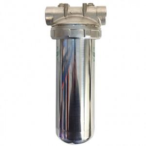 Edelstahl Filtergehäuse